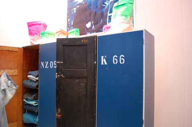 Kast locker Woonbeurs 2012