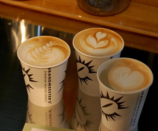 Koffie Woonbeurs 2012