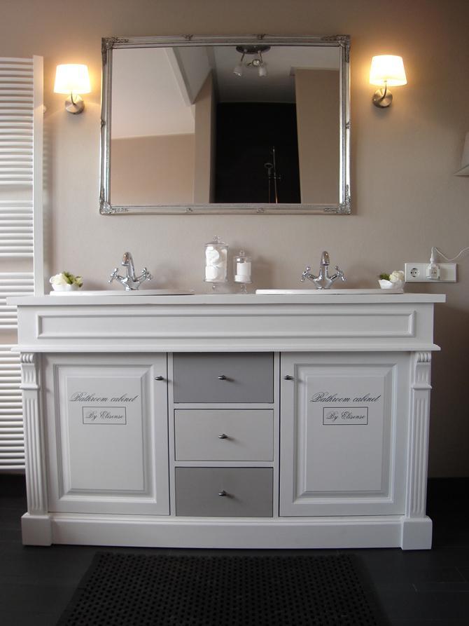 landelijke badkamermeubels