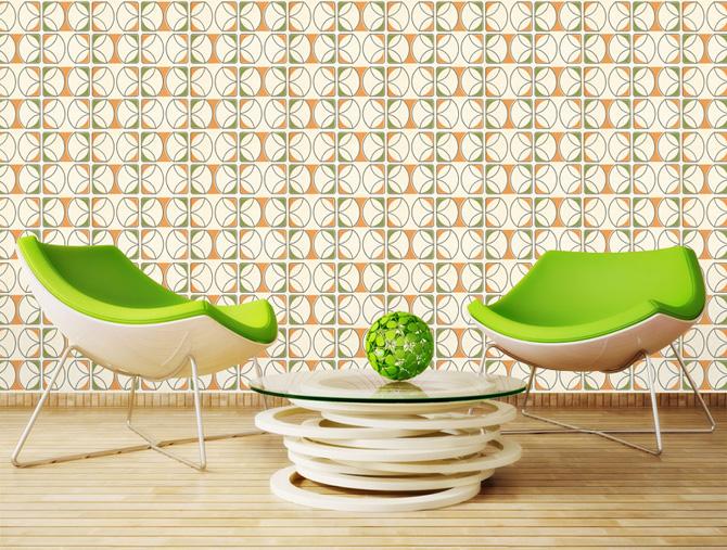 Nieuw Jaren 70 interieur - Inspiraties - ShowHome.nl QS-11