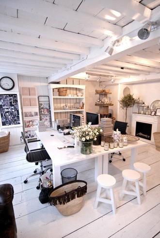 Tine K Home werkplek