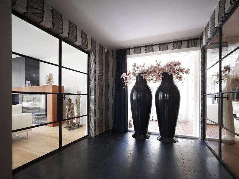 Industrieel Huiskamer: Verschillende woonkamerstijlen makeover ...