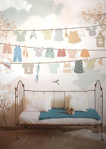 Favoriete Behang voor de kinderkamer - Inspiraties - ShowHome.nl @WM08
