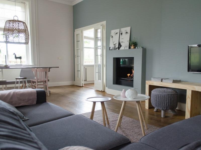 Inspiration woonkamer kleuren for Interieur kleuren woonkamer
