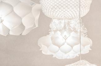 Maison et Objet: Lampen met gelaagdheid en een pure uitstraling