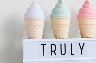 10 x ijsjes