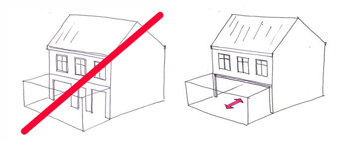 5 tips voor een aanbouw met meerwaarde inspiraties - Hoe je een scheiding in een ruimte te maken ...