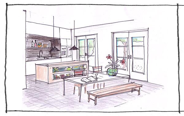 1000+ images about Keuken/uitbouw on Pinterest  Met, Van and Ramen
