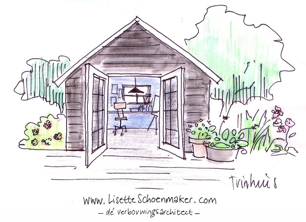 Een tuinhuis; droomplek in je eigen tuin - Inspiraties - ShowHome.nl