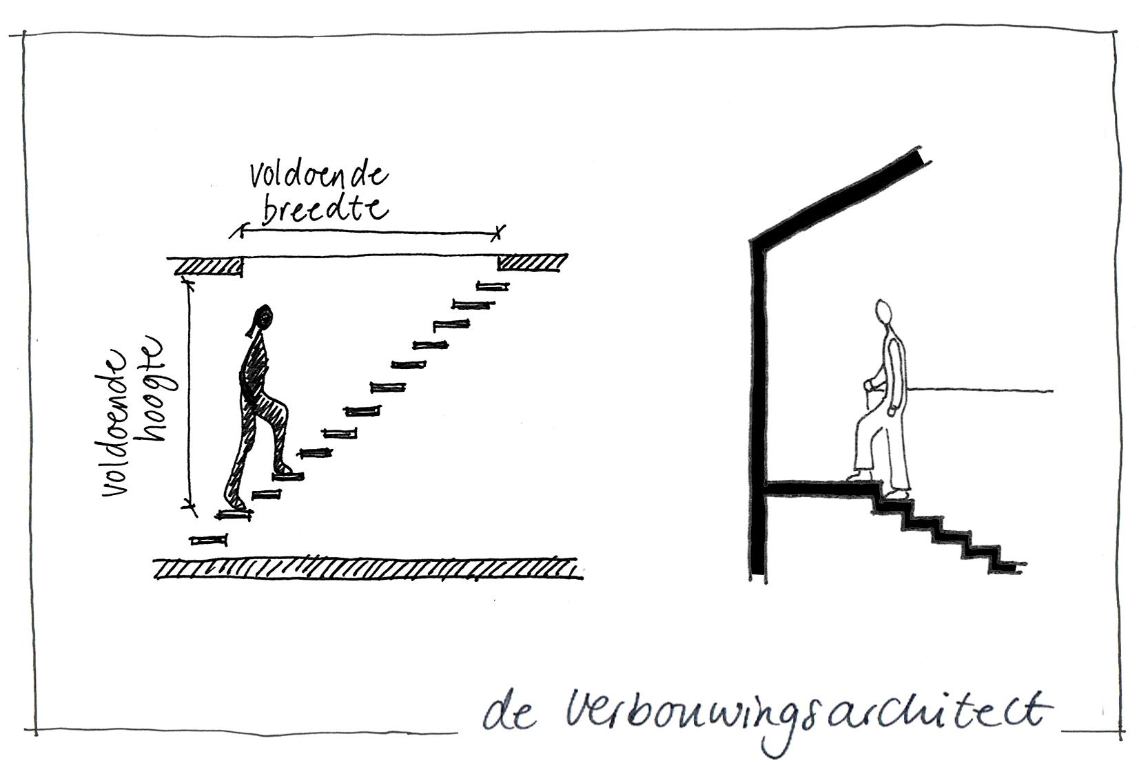 Stap voor stap een hippe trap inspiraties for Hoogte trapleuning boven trap