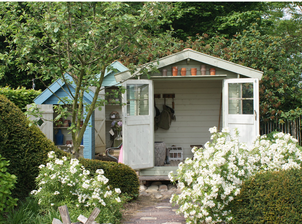 Zomerse Tuin Inspiratie : Tips voor zomerse tuininspiratie inspiraties showhome