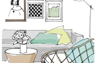 5 tips voor de ideale indeling van een kleine woonkamer