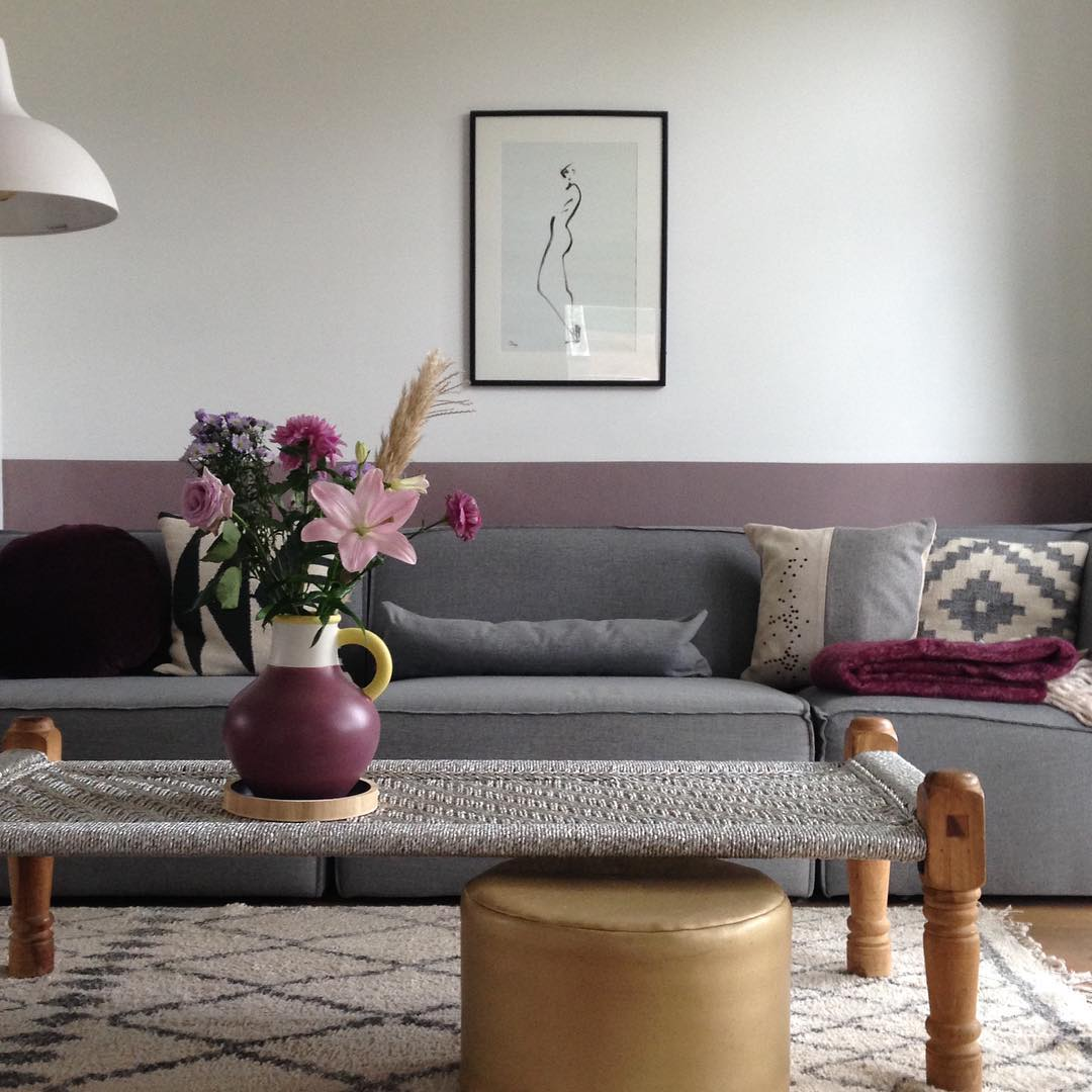 141 instagram interieur inspiratie top 5 inspiraties for Interieur aubergine