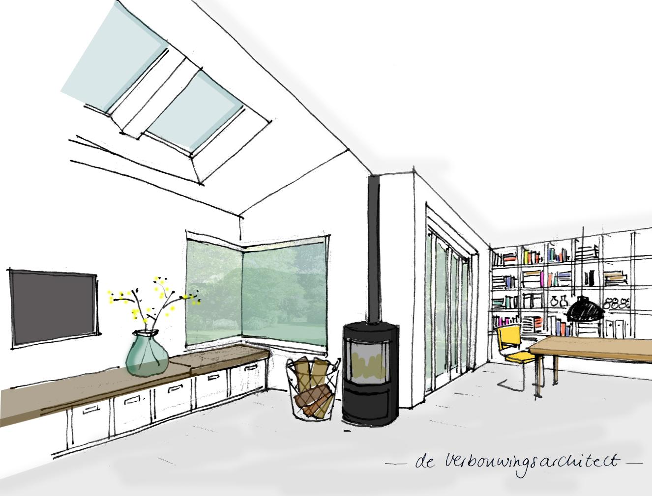 In 5 stappen duurzaam verbouwen inspiraties for Interieur tekenen