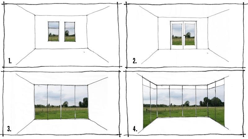 Een mooi ontwerp voor je gevel inspiraties - Ontwerp buitenkant ontwerp ...