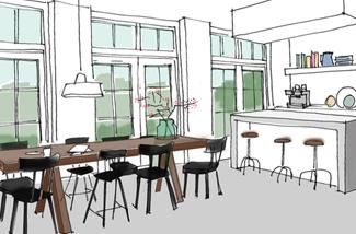 Blog: In 3 stappen een gezellige open keuken