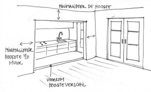 In 3 stappen een gezellige open keuken inspiraties - Hoe dicht een open keuken ...