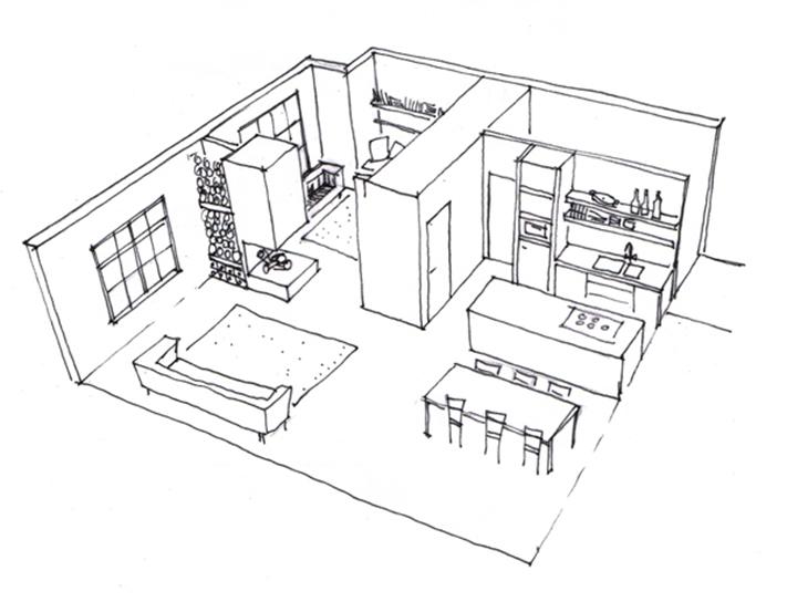 De 5 belangrijkste voordelen van een goed ontwerp voor je for Inrichting huis ontwerpen