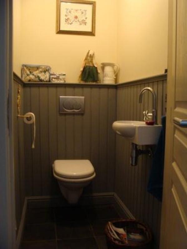 Antiek en toch hedendaags interieur for Decoratie wc
