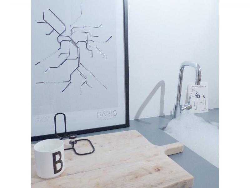 Witte keuken zonder achterwand   interieur   showhome.nl