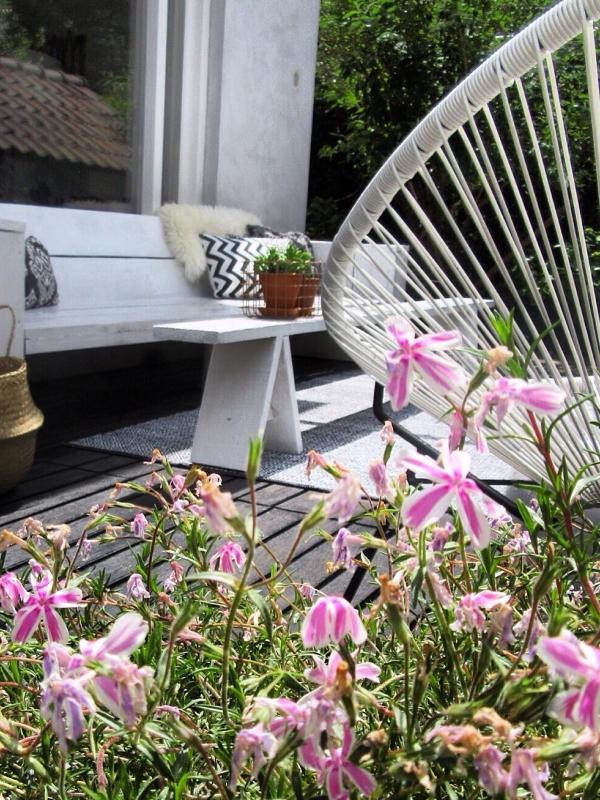 Binnenkijken interieur: Tuin