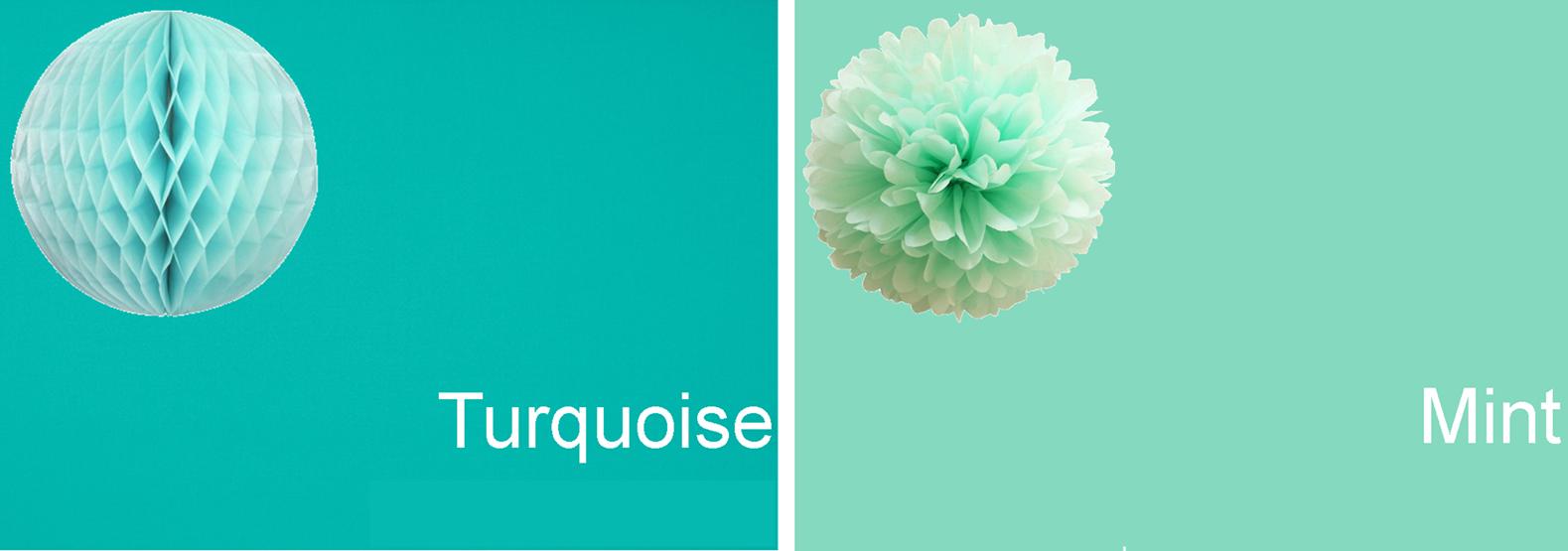 Turquoise in jouw interieur inspiraties - Kleur blauwe verf ...