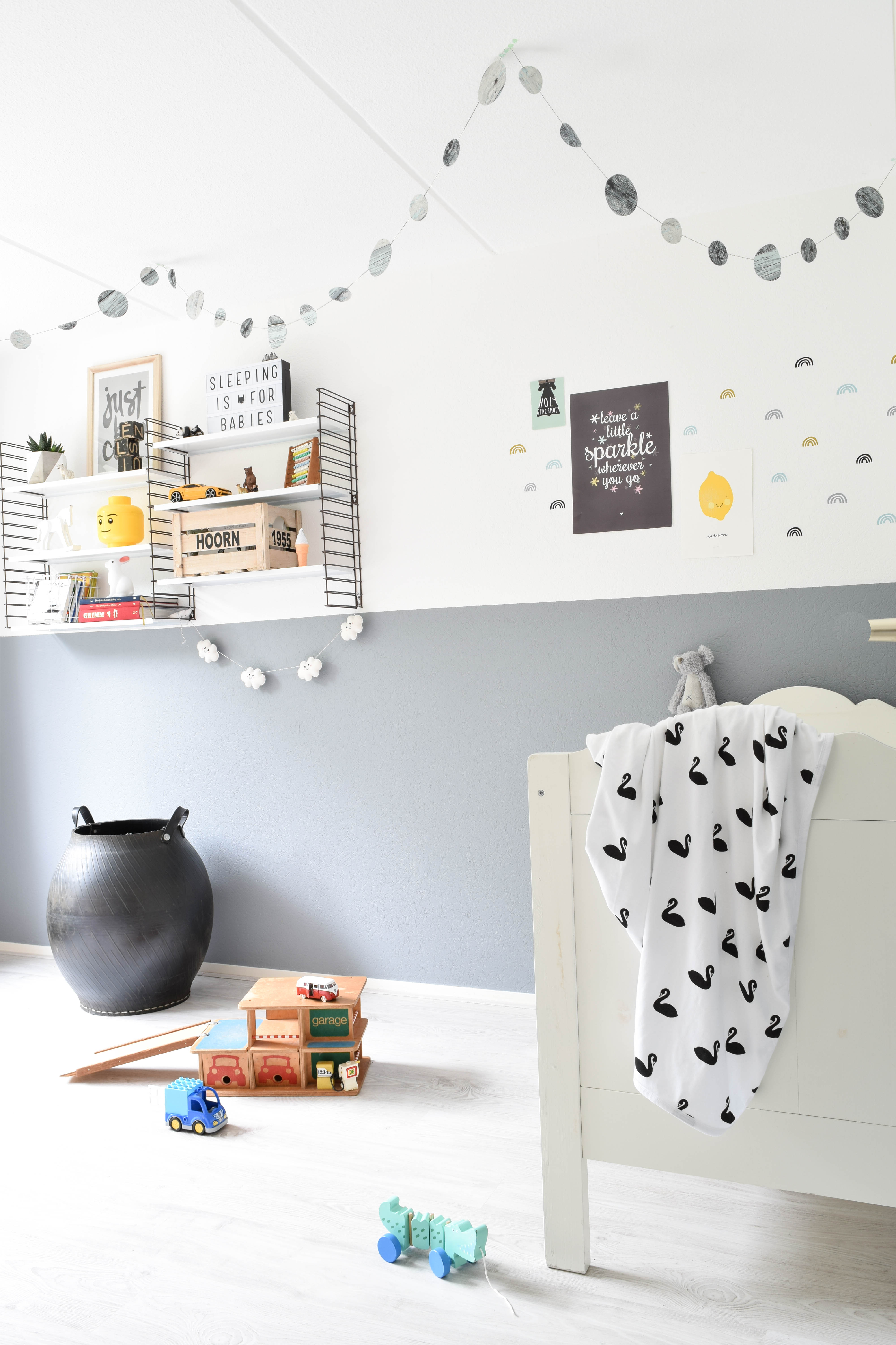 DIY slinger van behang - Inspiraties - ShowHome.nl