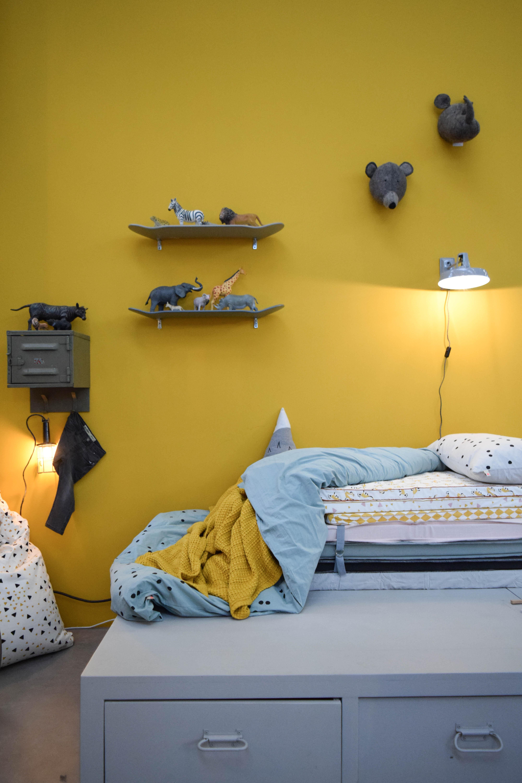 Kinderkamerinspiratie op de woonbeurs inspiraties for Kleur kinderkamer