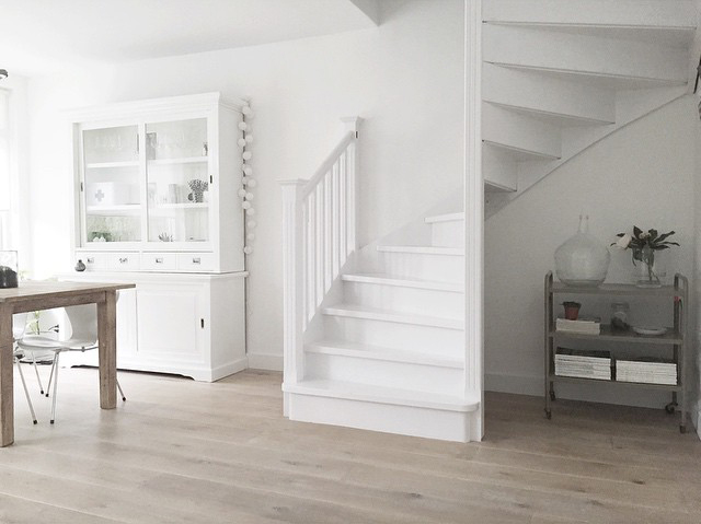 22 instagram interieur inspiratie top 5 inspiraties Trap in woonkamer
