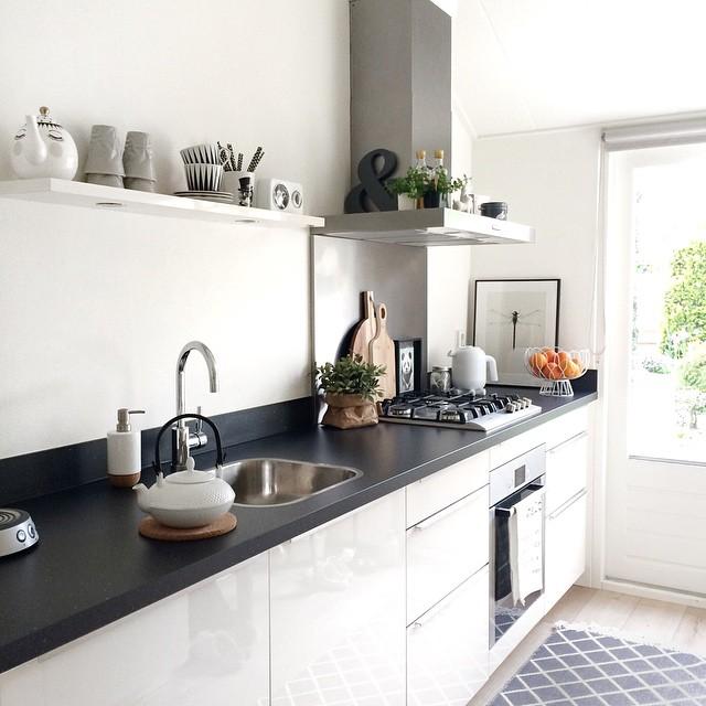... wit veddinge cm ikea. Keuken zonder bovenkastjes eenig wonen