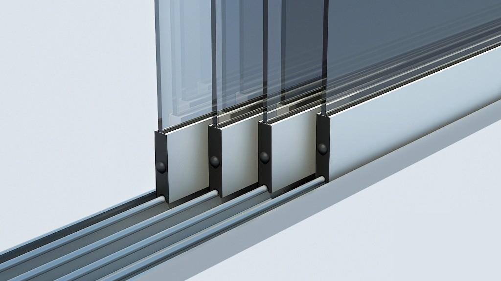Een serre met glazen schuifdeuren, de ideale uitbouw - Inspiraties ...