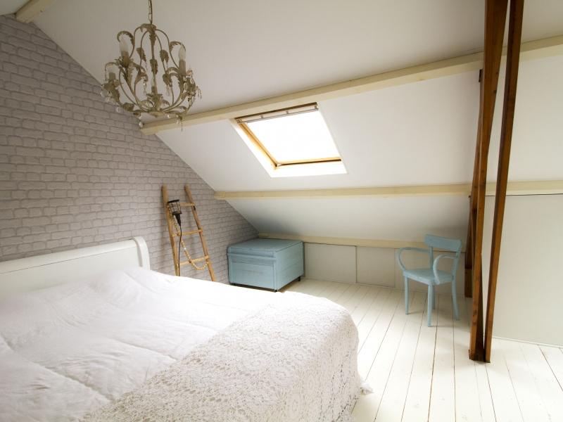 Binnenkijken interieur: Knus op zolder