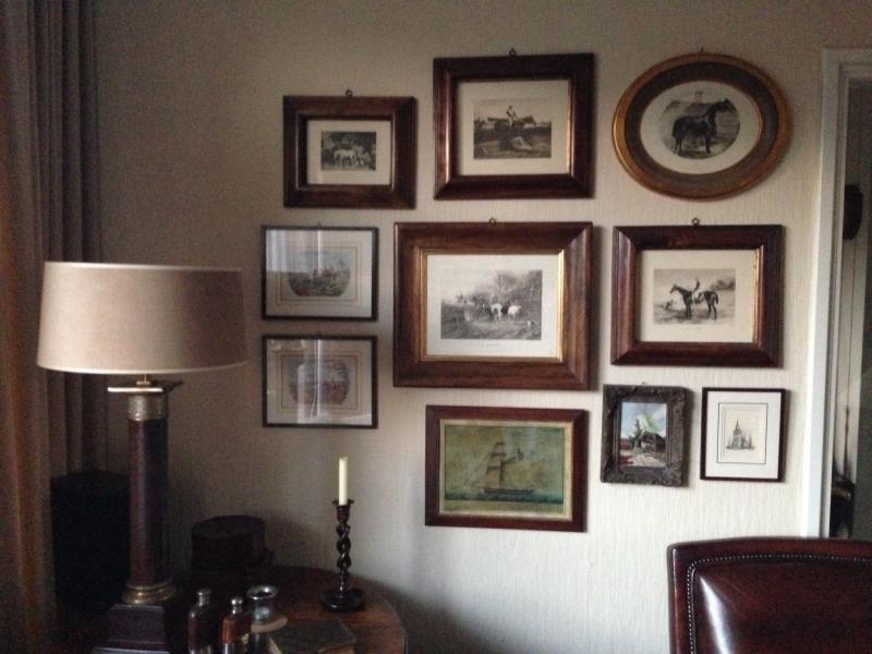 Engelse stijl landelijk interieur showhome