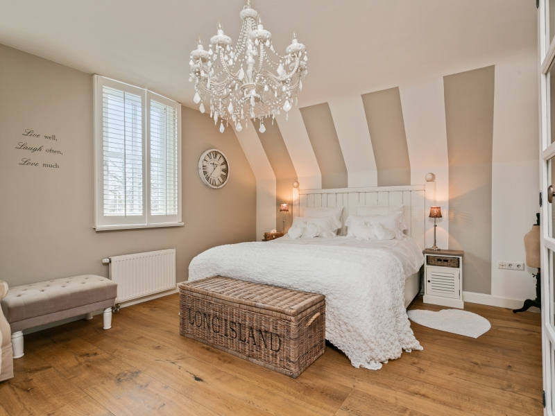Binnenkijken interieur: Slaapkamer