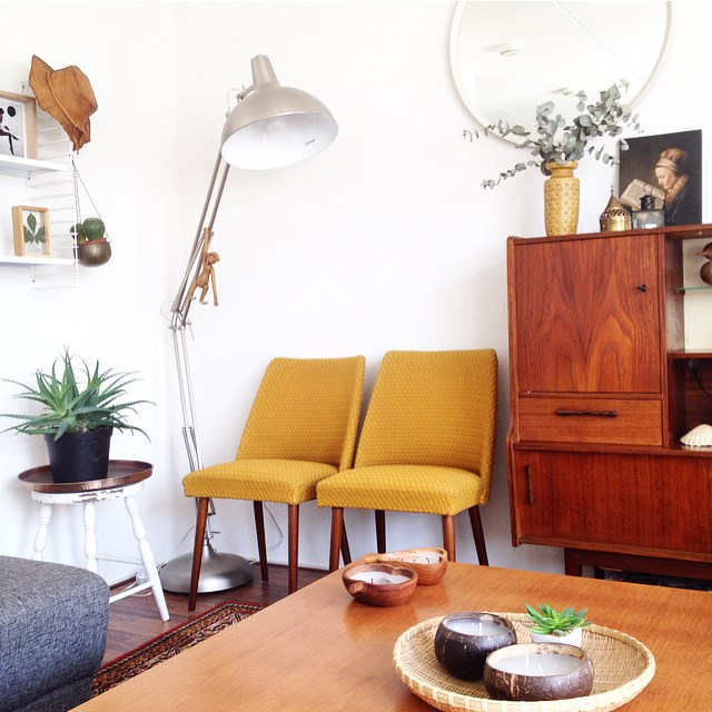 30 instagram interieur inspiratie top 5 inspiraties for Interieur inspiratie kleur