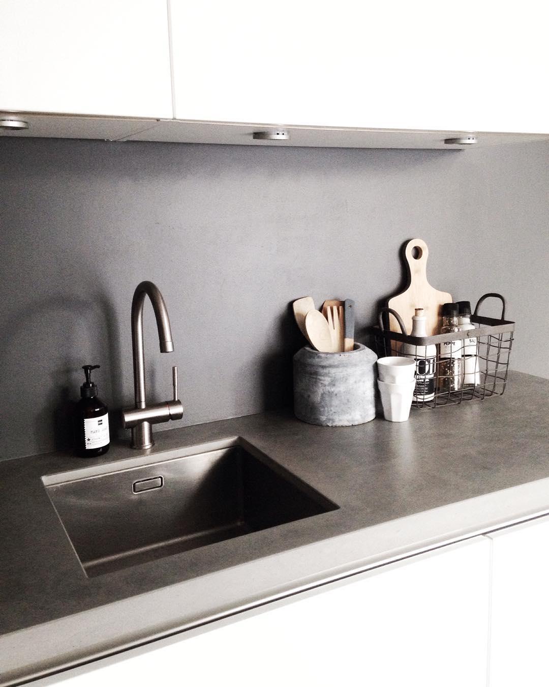 36 instagram interieur inspiratie top 5 inspiraties - Heel mooi ingerichte keuken ...