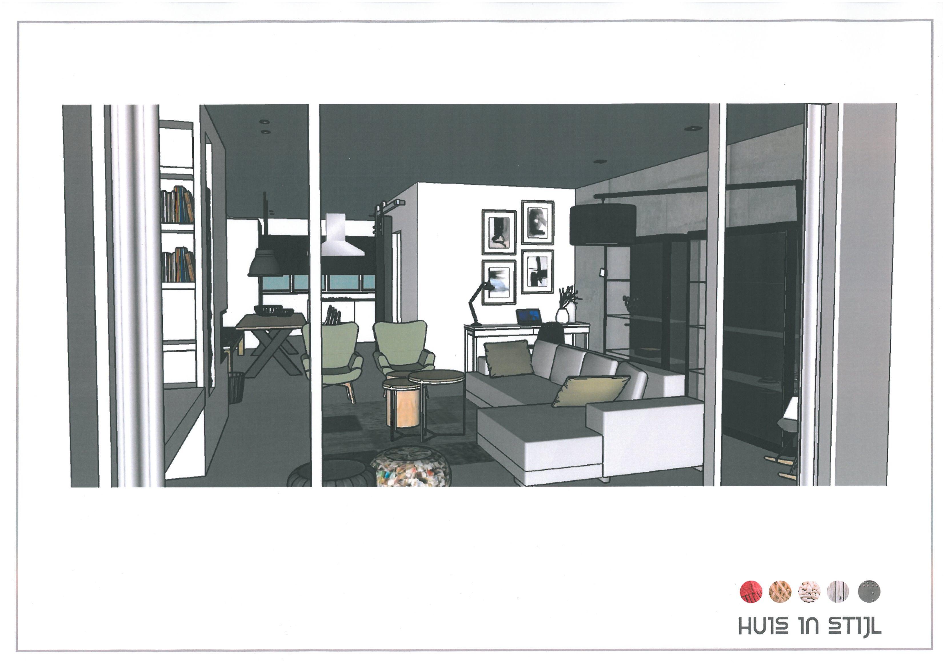 Industrieel Keuken Bar : Industriele keuken in een scandinavisch huis beste ideen over