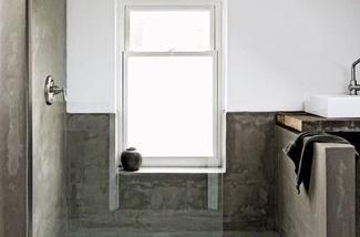 4 x je badkamer zonder tegels - Inspiraties - ShowHome.nl