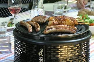 Barbecue de alleskunner