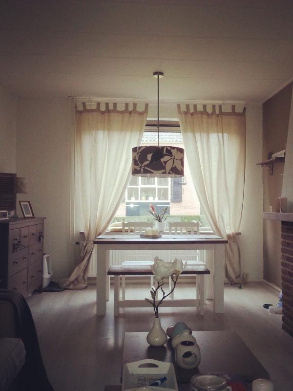 landelijke brocante woonkamer - Interieur - ShowHome.nl