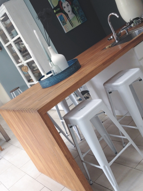 Binnenkijken interieur: Kijkje in de keuken