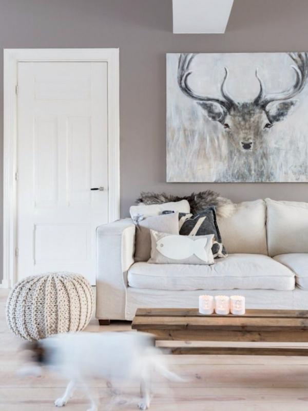 Slaapkamer Bruintinten: Binnenkijken in een boho huis wit en ...