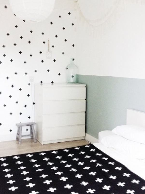 zwart-wit-hout - interieur - showhome.nl, Deco ideeën