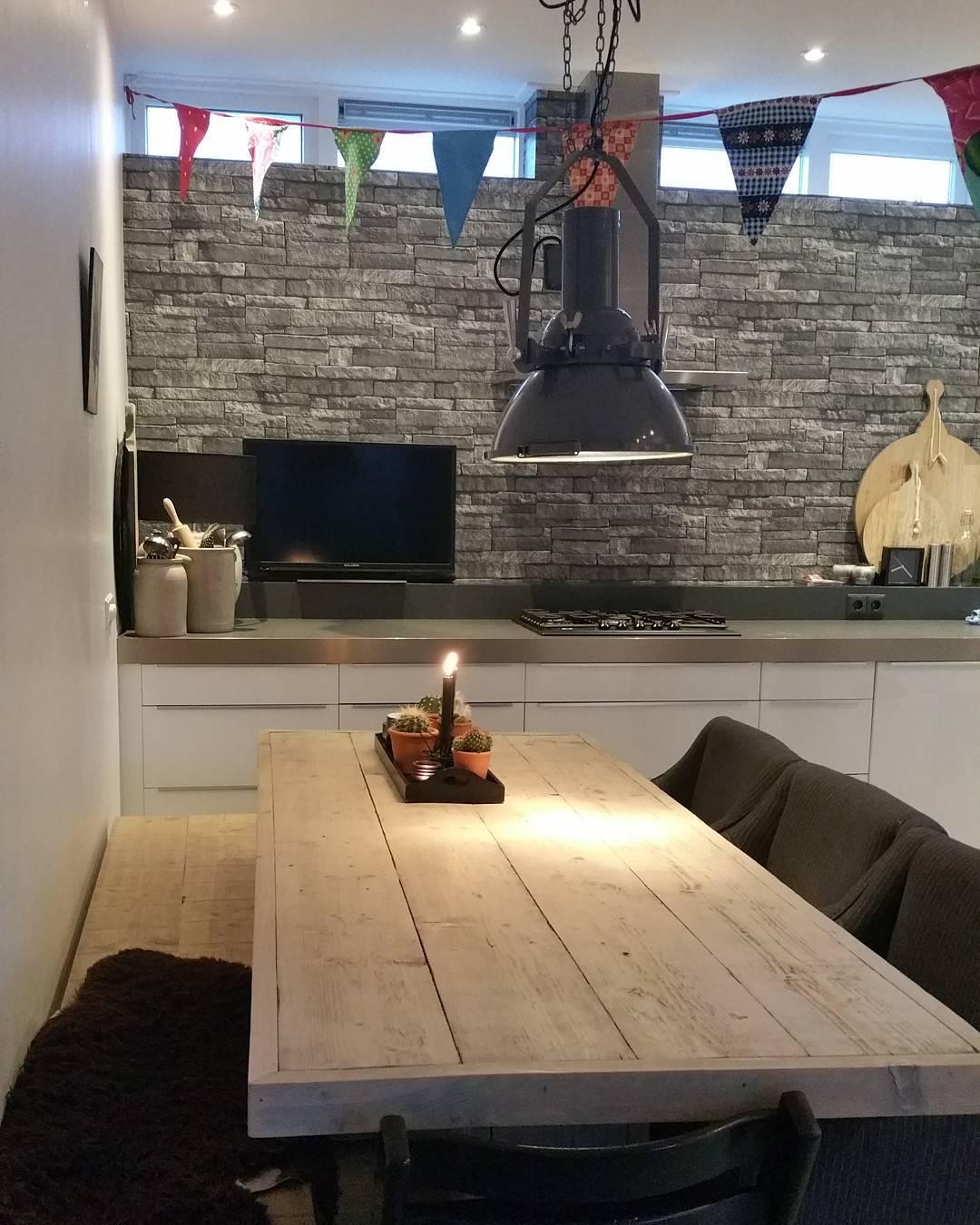 Achterwand Keuken Zonder Bovenkastjes : 54 Instagram Interieur inspiratie top 5 – Inspiraties – ShowHome.nl