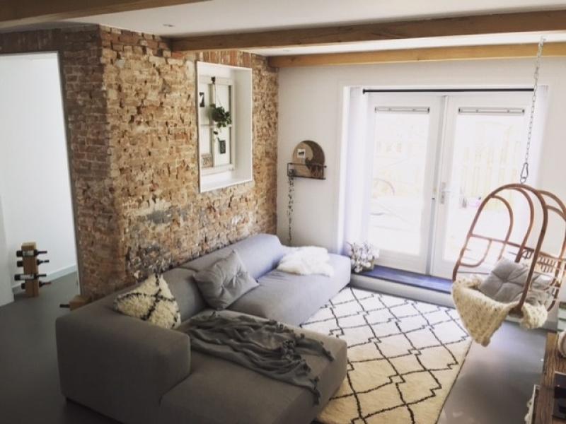 Binnenkijken interieur: Gerenoveerd [pakhuis in Haarlem binnenstad