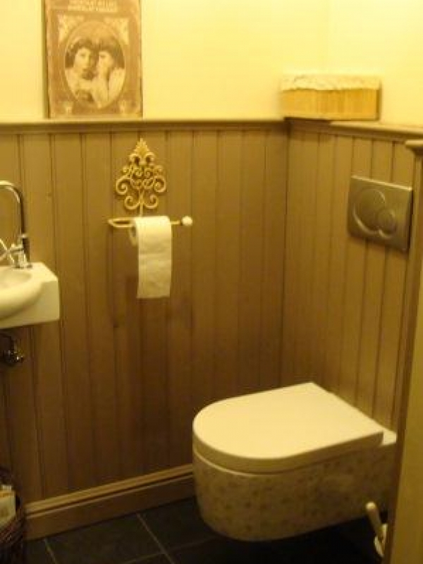 Wc accessoires landelijk 160539 ontwerp inspiratie voor de badkamer en de kamer - Doucheruimte deco ...