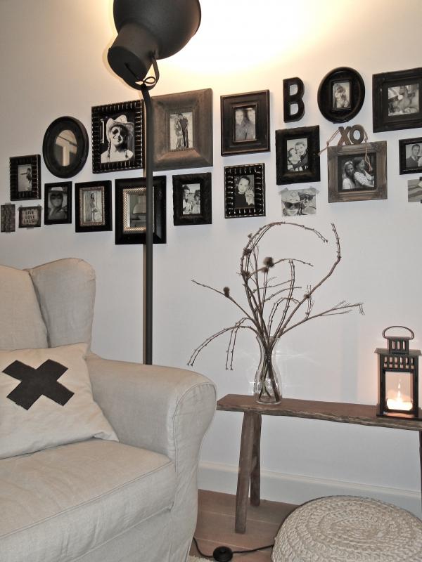 Landelijk modern en eigen interieur for Slaapkamer landelijk modern