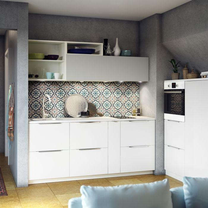 Verlichting Keuken Zonder Bovenkasten : Meer inspiratie is te vinden in de winkels en op de website: Ikea.nl