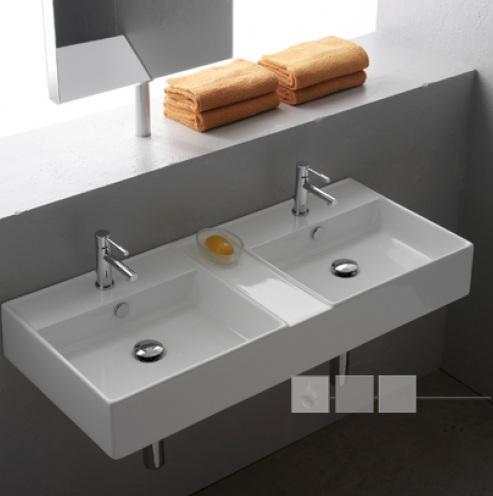 Toe aan een nieuwe badkamer inspiraties - Wat kleur aan een badkamer ...