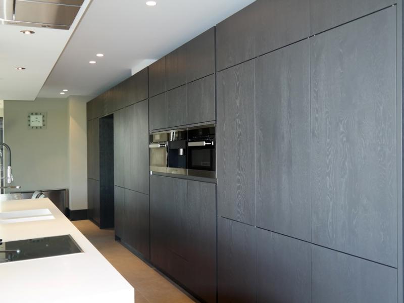 Keuken Met Kookeiland En Tafel : Keuken met kookeiland en tafel in verlengde – Interieur – ShowHome.nl